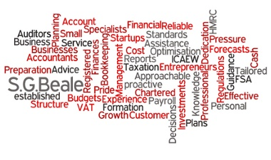 S.G.Beale & Co Accountancy Services Image